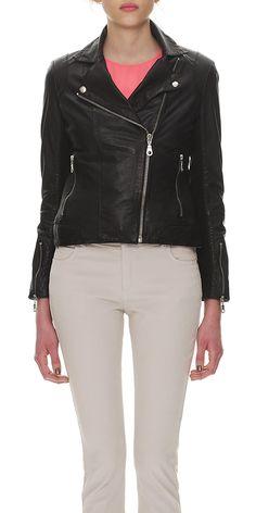 Mila Leather Jacket