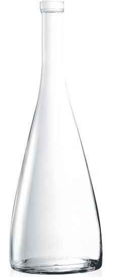 Goa 75 cl bouchon white - SAVERGLASS, specialist in the manufacture of glass bottles luxury and high-end