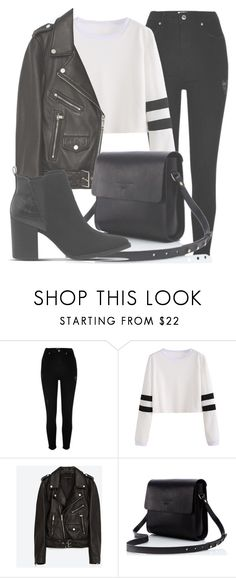 """""""Outfit #1538"""" by lauraandrade98 on Polyvore featuring River Island, Jakke and Office"""