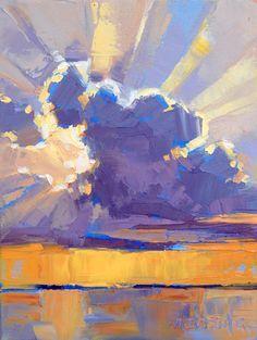 Живописные пейзажи американского художника David Mensing : elesika73