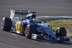2015 pre-season test in Jerez. Day 1. Marcus Ericsson. Sauber F1 Team. ► Updates from the race track: www.twitter.com/sauberf1team ► Videos: www.youtube.com/sauberf1team ► All about the car and drivers: www.sauberf1team.com  - #F1 #SauberF1Team #ME9 #MarcusEricsson #FN12 #FelipeNasr #SauberC34 #FormulaOne #Formula1 #motorsport #photography