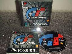 GRANTURISMO - PS1 ps2 ps3 playstation - PAL ITA - Prima Stampa