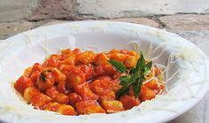 Gnocchi al Pomodoro, prato do restaurante Serafina (Foto: Divulgação)