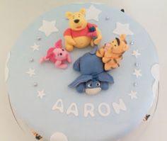 Baby shower cake ~ Winnie the Pooh