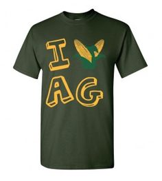Agriculture blog » Sigma Alpha Selling I-Love-AG t-shirts
