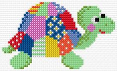quilting like crazy Cross Stitch Borders, Simple Cross Stitch, Cross Stitch Baby, Cross Stitch Animals, Modern Cross Stitch, Cross Stitch Kits, Cross Stitch Charts, Cross Stitch Designs, Cross Stitching