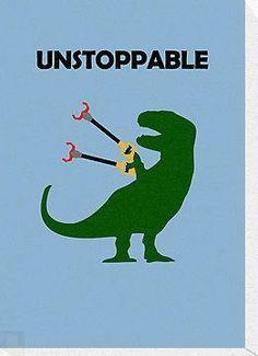 I love T-Rex's.