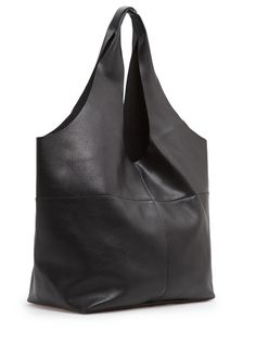 MANGO - TASCHEN - Totes & Hobos - Hobotasche Mango, Large Handbags, Shopper Bag, Comfortable Fashion, Hobo Bag, Clutch Bag, Purses, Sewing, Black Outfits