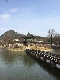 Seoul day 1 morning walk