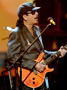 The 50 Best Latin Singers and Pop Stars of All Time Carlos Santana