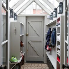mud room lean to side return ideas House Design, Lean To Conservatory, Boot Room, Room Design, Remodel, House, Side Return, Utility Rooms, Side Porch