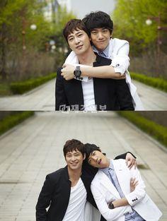 Lie to Me (2011) the brothers. Kang Ji Hwan & Sung Joon