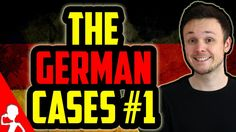 Learn about the #German Cases, one of THE most important topics you'll have to cover on your language learning journey! Today: #Nominative and #Accusative. Click like if you found this video helpful!