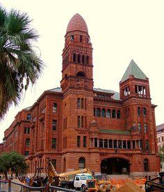 Bexar County Courthouse (San Antonio, Texas) | This masterpi… | Flickr