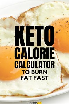 When we talk about calories, it's going to be important to break down the difference between how a ketogenic diet deals with calories and, as a totally different discussion, whether or not you'll have to count calories on a ketogenic diet. Low Carb Recipes, Snack Recipes, Cut Out Carbs, Calorie Calculator, Lchf Diet, Ketogenic Diet For Beginners, Fat Foods, Calorie Intake, 500 Calories