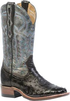 Boulet Women's 12 Inch Exotic Western Style: BT-0521