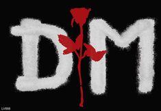 Depeche Mode Logo V882 by lv888.deviantart.com on @DeviantArt
