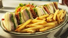 #NORMS #Club_house #Sandwich #Lunch #Turkey and #Bacon #BLT #Los_Angeles normsrestaurants.com