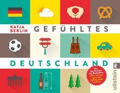 """""""Gefühltes Deutschland zeigt seine Grafiken auf 176 Seiten, ist bei Ullstein als Taschenbuch erschienen und kostet 9,99 Euro."""