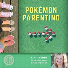 Are your kids going crazy over Pokemon Go? While the world obsesses over the latest game craze, Lori Berry is looking deeper.  Today on the blog she discusses the positive take-aways from Pokemon Go that we can use to help mentor our children, guide them in their relationship with God and embrace family goals. https://4wordwomen.org/pokemon-parenting/