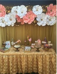 quinceanera main table decorations Google Search 15