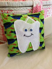 Kiwiana Tooth Fairy Pillow