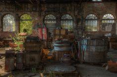 stehen gelassen   Dies war mein zweiter Besuch in der Eisenh…   Flickr - Photo Sharing!