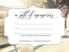 Free Photography Gift Certificate Templatesharetemplatedesigncom JiDdzzWb