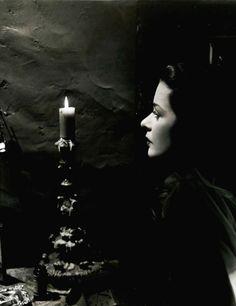 Joan Bennett in Secret Beyond the Door, Fritz Lang's 1948 reworking of the Bluebeard tale
