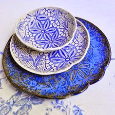 Moroccan Style in Blue