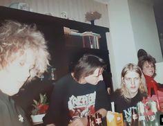 Black Metal, Heavy Metal, Chaos Lord, Get Happy, My Vibe, Rupaul, New Years Eve, Dream Life, Punk Rock