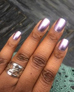 Essie Nothing Else Metals On Dark Skin Metallic Nail Polish