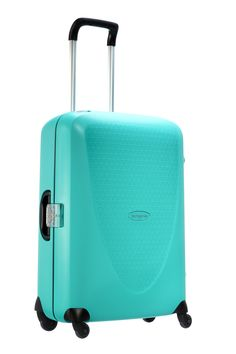 Termo Young Aqua Green 70cm #Samsonite #TermoYoung #Travel #Suitcase #Luggage #Strong #Lightweight #MySamsonite #ByYourSide