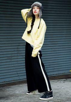 """ファッションアイコンが履きこなす 足元をクールにアップデートさせるスニーカー""""大熊猫""""(ジャイアントパンダ) - NYLON JAPAN"""