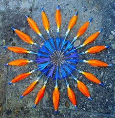 mandalas-con-colores-flores- Kathy Klei