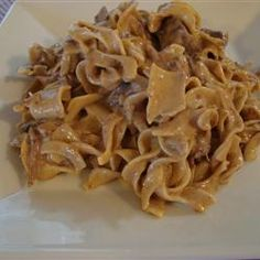 Slow Cooker Beef Stroganoff II Allrecipes.com  #crockpots #dealyard
