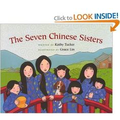 Amazon.com: The Seven Chinese Sisters (9780807573105): Kathy Tucker, Grace Lin: Books