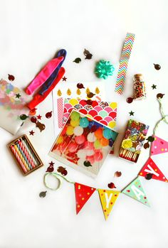 Glovebox Emergency Party Kit 1