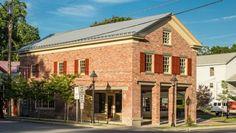 Brooks Building - RPA (Richard Pedranti Architect)