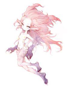 """finalfantasyvi: """" Gorgeous! Terra Branford (FFVI), human and Esper form, by 杏仁霜 """""""