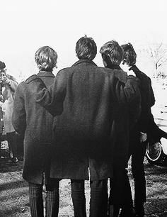 'We were always waiting to see who was going to be bigger than The Beatles, and it was The Beatles'... Paul McCartney