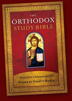 The Orthodox Study Bible uses the New King James Version of the Bible as the basis for a fresh translation of the Septuagint text. The Septuagint is the Greek version of the Bible used by Christ, the Apostles, and the early Church. Christian Resources, Orthodox Christianity, Interesting Reads, My Books, Religion, Study, Faith Bible, Christian Church, Iphone App