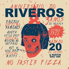 Aniversário do Riveros | by FilipeAnjo