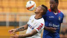 Corinthians se complica contra o São Caetano, mas arranca empate no final