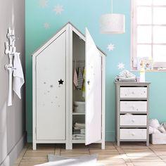 New Kids Room Wardrobe Ikea Closet Ideas Baby Girl Room Decor, Baby Bedroom, Baby Decor, Boy Room, Kids Bedroom, Baby Room Furniture, Retro Furniture, Kids Furniture, Home Room Design