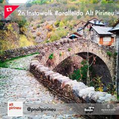 Se parece al de Puente Viejo.....Está en Lleida