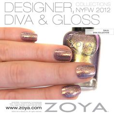 Zoya Nail Polish NYFW 2012 Designer Collection: DAUL
