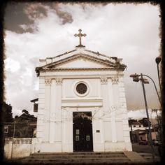 Igreja de São Sebastião. Orla de Icoaraci.