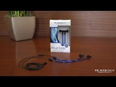 Blue Tube Headset To Help Reduce EMF (Radiation) from your Phone