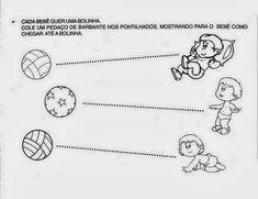 São 21 atividades coordenação motora maternal para os jovens futuros profissionais e todas as atividades estão prontas para imprimir, e aos ...